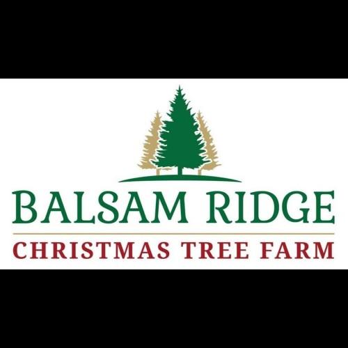 Christmas Tree Farm Logo.Balsam Ridge Christmas Tree Farm